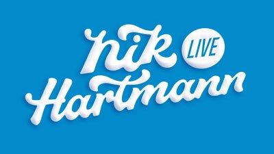 Nik Hartmann Live